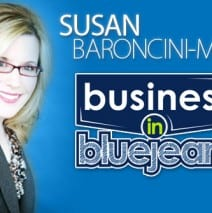 Business In Blue Jeans Susan Baroncini-Moe